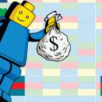 Legos caros