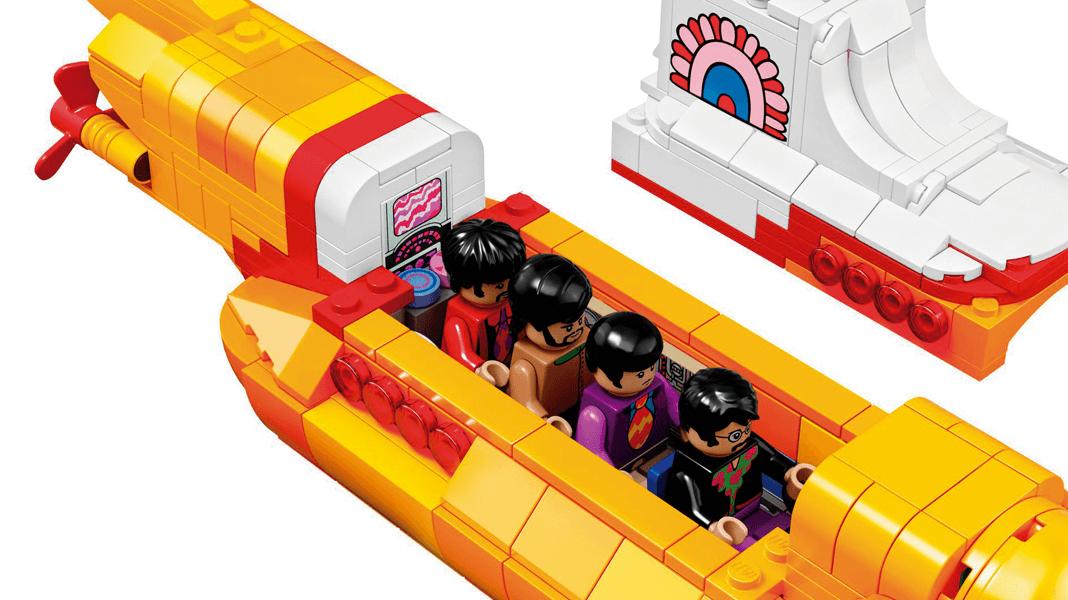 Lego yellowsubmarine