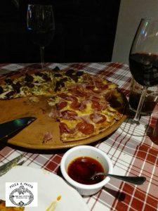 Pizzas decosi Fan Tutte