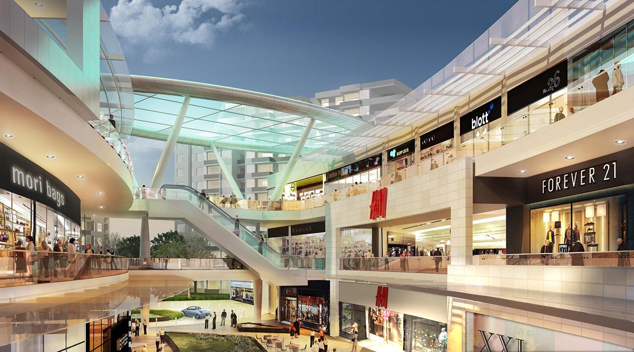 Plazas comerciales de Querétaro