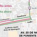 Avenida Constituyentes
