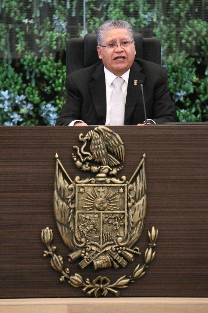 Marco Antonio  Partido Auténtico de la Revolución Mexicana