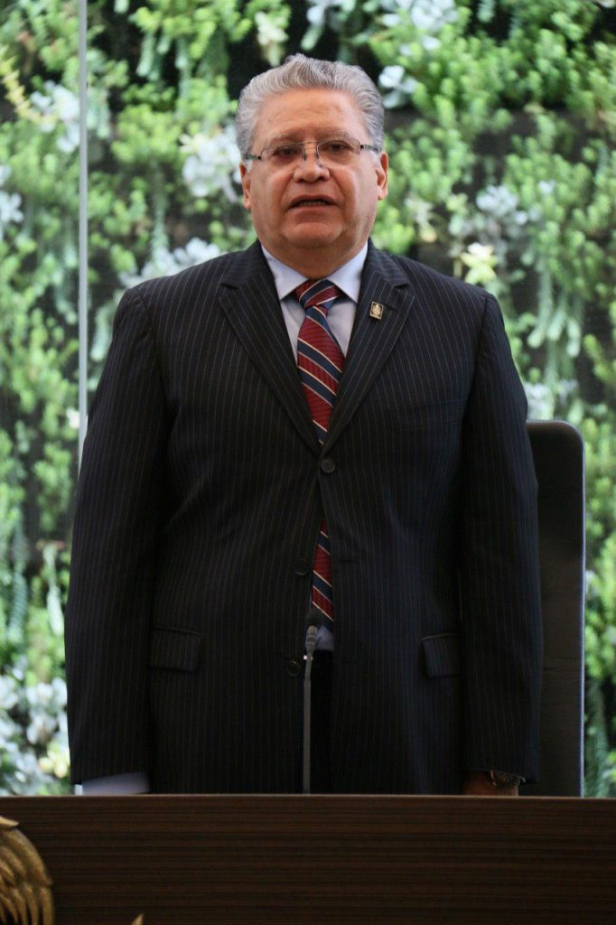Marco Antonio  en el partido movimiento ciudadano