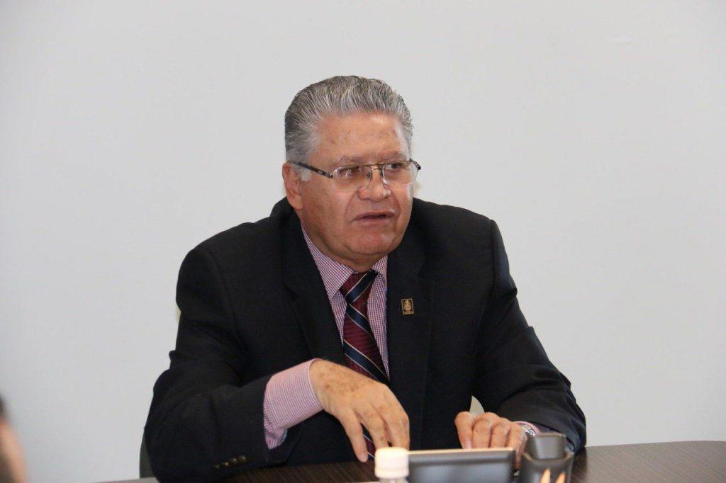 Partido Revolucionario Institucional con el ex dirigente