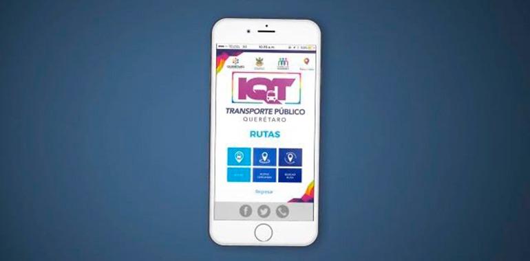 App IQT que´rtaro