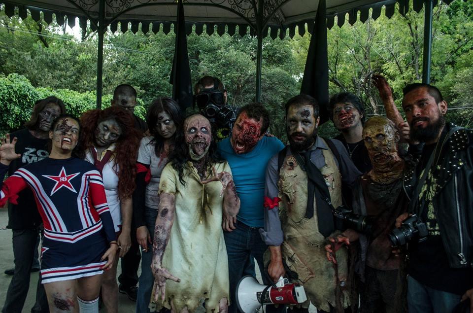 Zombie Walk Querétaro
