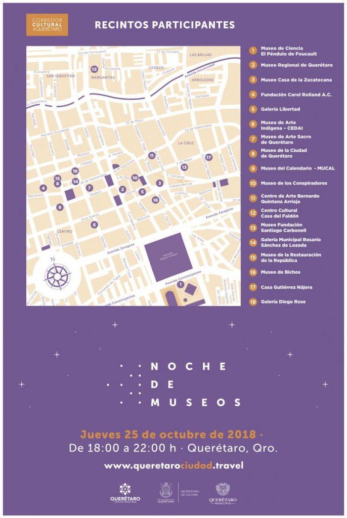 Para la Noche de Museos