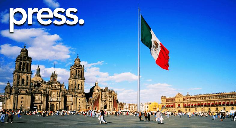 toma de posesión en México