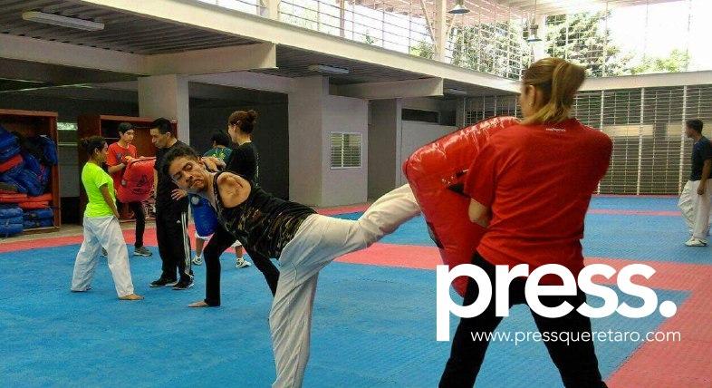 Parataekwondo Queretano