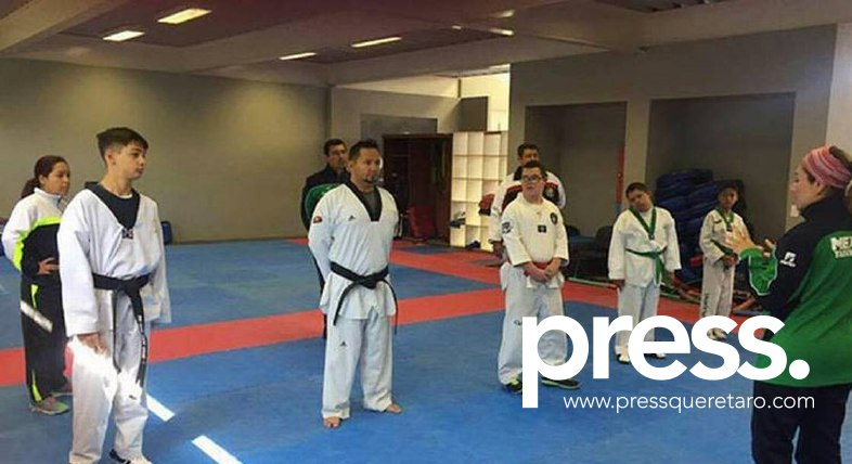 Parataekwondo Equipo Queretano