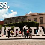 turistas a Querétaro