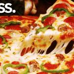 La pizza de Querétaro