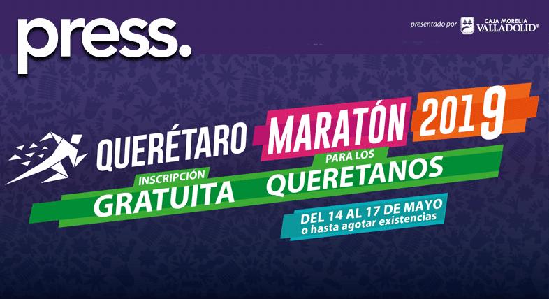 Maratón 2019 en Querétaro