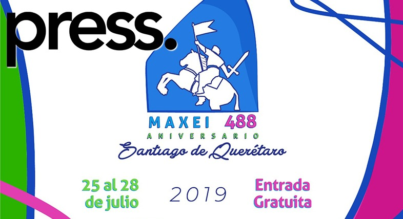 Santiago con el Festival Maxei