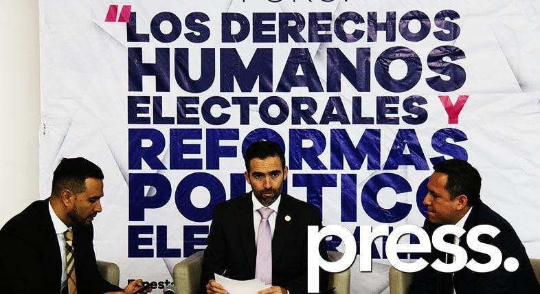 Foro sobre derechos humanos electorales