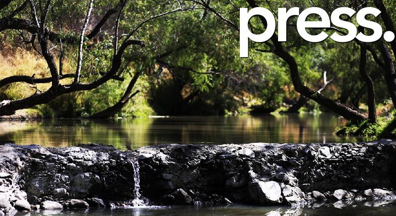 Río el Pueblito